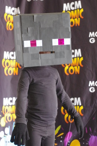 Minecraft Engerman costume